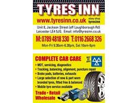 TYRES INN Large selection of New Tyre & Part Worn Tyre