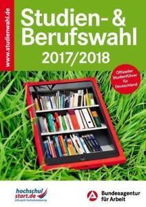Studien- & Berufswahl 2017/2018 (2017, Taschenbuch)