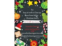 Christmas Domestic Cleaning From £12
