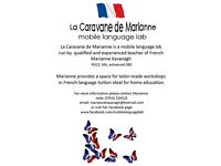 French tuition - learn French in rustic style with a well qualified and experienced teacher.