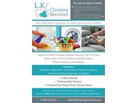 LK Cleaning Services