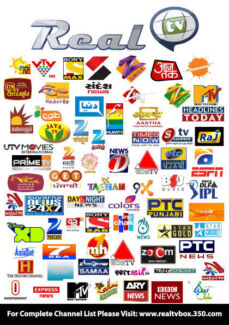 Real TV- Live Channels in many languages Shelley Canning Area Preview
