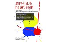 An evening of Per Verse Poetry