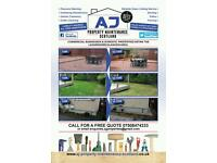 Reliable Grass Cutting Service, Pressure Washing, Property Services