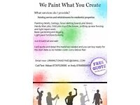 We Paint What You Create!