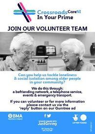 Volunteer Befrienders - Lisburn area