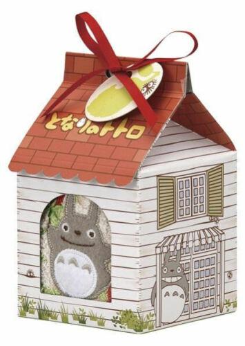 My Neighbor Totoro Mini Towel in House-Shaped Gift Box - Studio Ghibli Marushin
