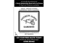 Andrew James Garden Services