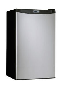 Stainless Steel Mini Beer Fridge