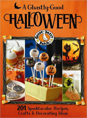 Gooseberry Patch Halloween (Gooseberry Patch A Ghastly Good Halloween Book with Recipes Party Crafts)