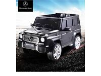 Licensed Mercedes AMG G65 12v ride on car with remote control music & lights (leeds) only £220