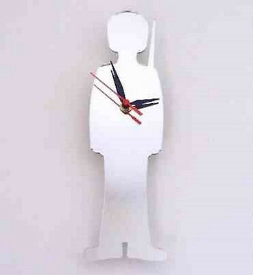 Soldier Clock - Acrylic Mirror (Several Sizes Available)