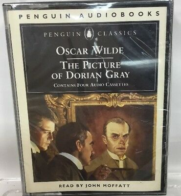 - The Picture Of Dorian Gray Audio Cassettes Oscar Wilde New Talking Recorded Book