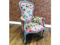 Bespoke Furniture Manufacturer - Handmade sofas, chairs, stools, cushions, reupholstery & headboards