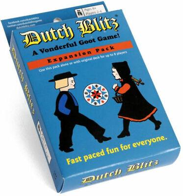 New Dutch Blitz Card Game PA Dutch Family Card Game Expansion Pack Dutch Card Game