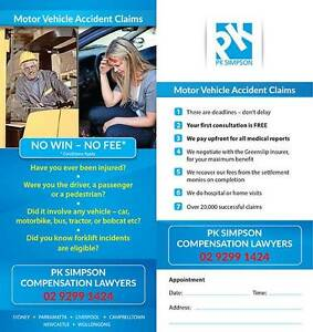 Car Accidents Injury Compensation Legal Advice Surry Hills Inner Sydney Preview