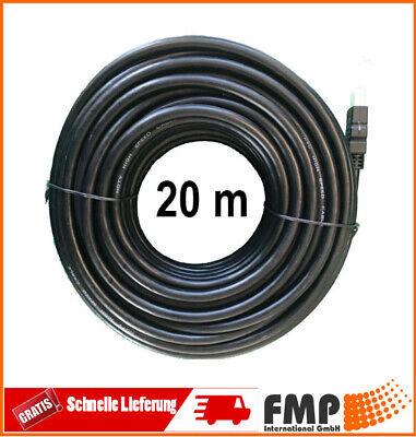 20m HDMI Kabel HDMI  4K UHD 2160p FULL HD 1080p Neu OVP - 20 Kabel