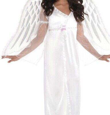 Angel Heaven Sent Child Halloween Costume 2 PIECE SET SIZE LARGE 12 - 14 - Heaven Sent Angel Costume