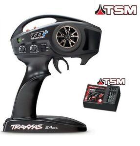 Traxxas TQi TSM *** 2,4 GHZ Top Qualifier Fernsteuerungssystem mit TSM - Neuware