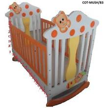 Giraffe & elephant Brand new baby colorful COT bed 3 models Casula Liverpool Area Preview