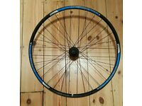 For sale is a Bontrager AT-850 disc 29 rear wheel.