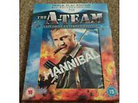 A-Team Blue/DVD