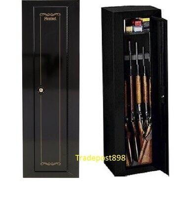 Gun Safe Cabinet 10 Rifles Security Storage Locker Shelf Rack Shotgun Pistol