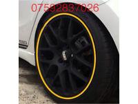 Alloy wheel protection Audi BMW Mercedes VW Lexus Skoda Volvo Jeep Seat Fiat Kia Ford Citroen