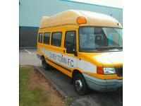 LDV Convoy minibus diesel