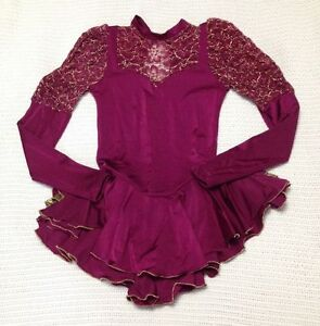 Figure Skating Outfit - size 8 Peterborough Peterborough Area image 1