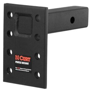 """CURT 48328 3-position Pintle Mount, 15000 lbs 2""""X2"""" Curt"""
