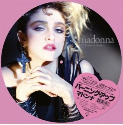 Madonna 'The First Album' Picture Disc Vinyl LP Rsd 2018 Preorder