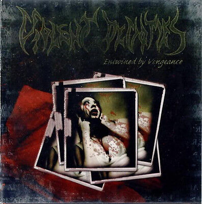 VIOLENT DEVOTIES Entwined by Vengeance CD