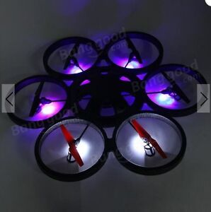 DRONE- 4CH 6 Axis Gyro RC Hexacopter slightly used Gatineau Ottawa / Gatineau Area image 1
