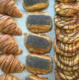PT or FT delivery driver with van / large car needed to join bakery team in Hackney