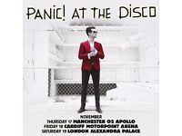Panic! at the Disco ticket 18 November