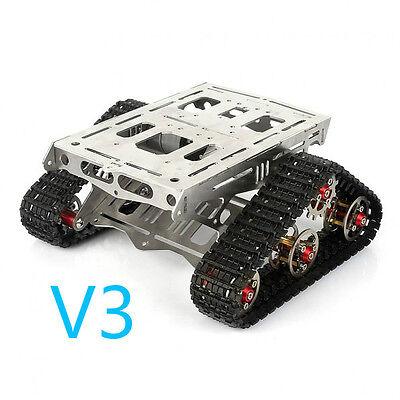 SainSmart Metal Robot  Chassis Track Tank V3.0 for Arduino UNO MEGA256 DE Ship