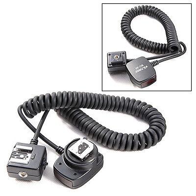 Viltrox SC-30 Cordon Flash TTL Cable Extension Appareil Photo DSLR pour Nikon