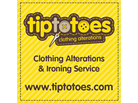 Seamstresses required for Tip toToes Clothing Alterations