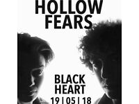 Female Bassist wanted for Indie Rock band Hollow Fears