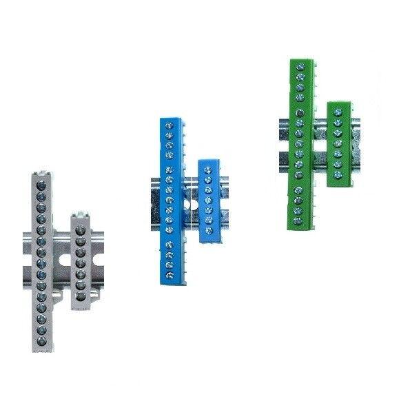 Verteilerklemme-Nulleiter Klemme-Schutzleiter Klemme-Sammelklemme-für Hutschiene