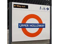 Wonderful One Bedroom Flat In Holloway!!!! Available Now!!!