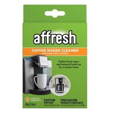 Affresh Coffeemaker Maker Cleaner 3 Tablets 1.6oz