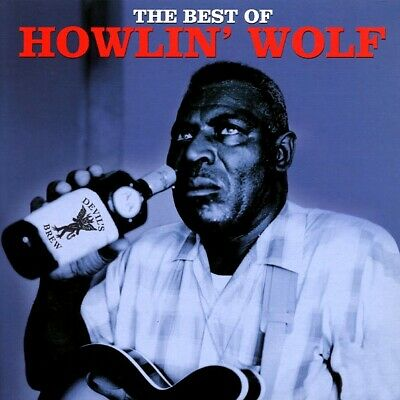 SEALED NEW LP Howlin' Wolf - The Best Of Howlin'