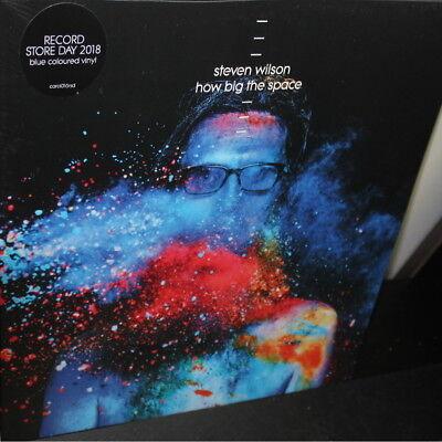 Steven Wilson - How Big The Space Vinyl LP RSD 2018 New!!!  0602567311669