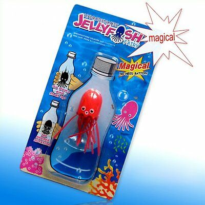Funny Jellyfish Float Science Educational Pet Magical Prop Toy Kid Children Gift