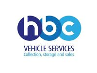 HBC Vehicle Services, Salvage Dealer, Salvage Cars, Salvage Auction, Car Auctions, Scrap, Car Sales