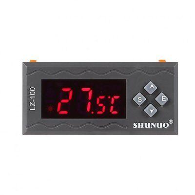 Dc 12v Led Digital Temperature Controller Temp Sensor Thermostat Control Relay