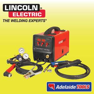 Lincoln Electric Powercraft 180i 3 In 1 Inverter Welder - K69020-3