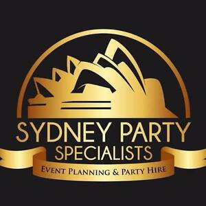 The Sydney Party Specialists - Event Planning & Party Hire! Penrith Area Preview